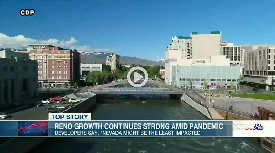 Reno Growth During Pandemic